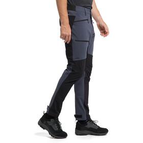 Haglöfs Rugged Flex Pantalones Hombre, dense blue/true black